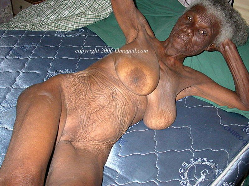90 Year Old Naked Women