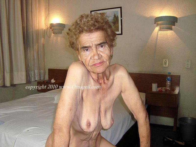 90 yr old granny fucked in a hotel 3