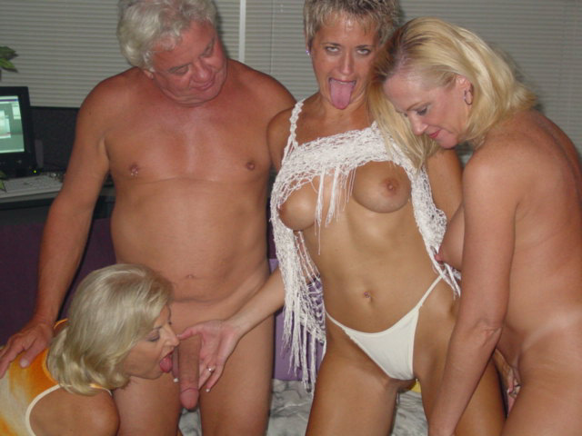 German bbw milf shared between two horny guys by troc - 1 part 5