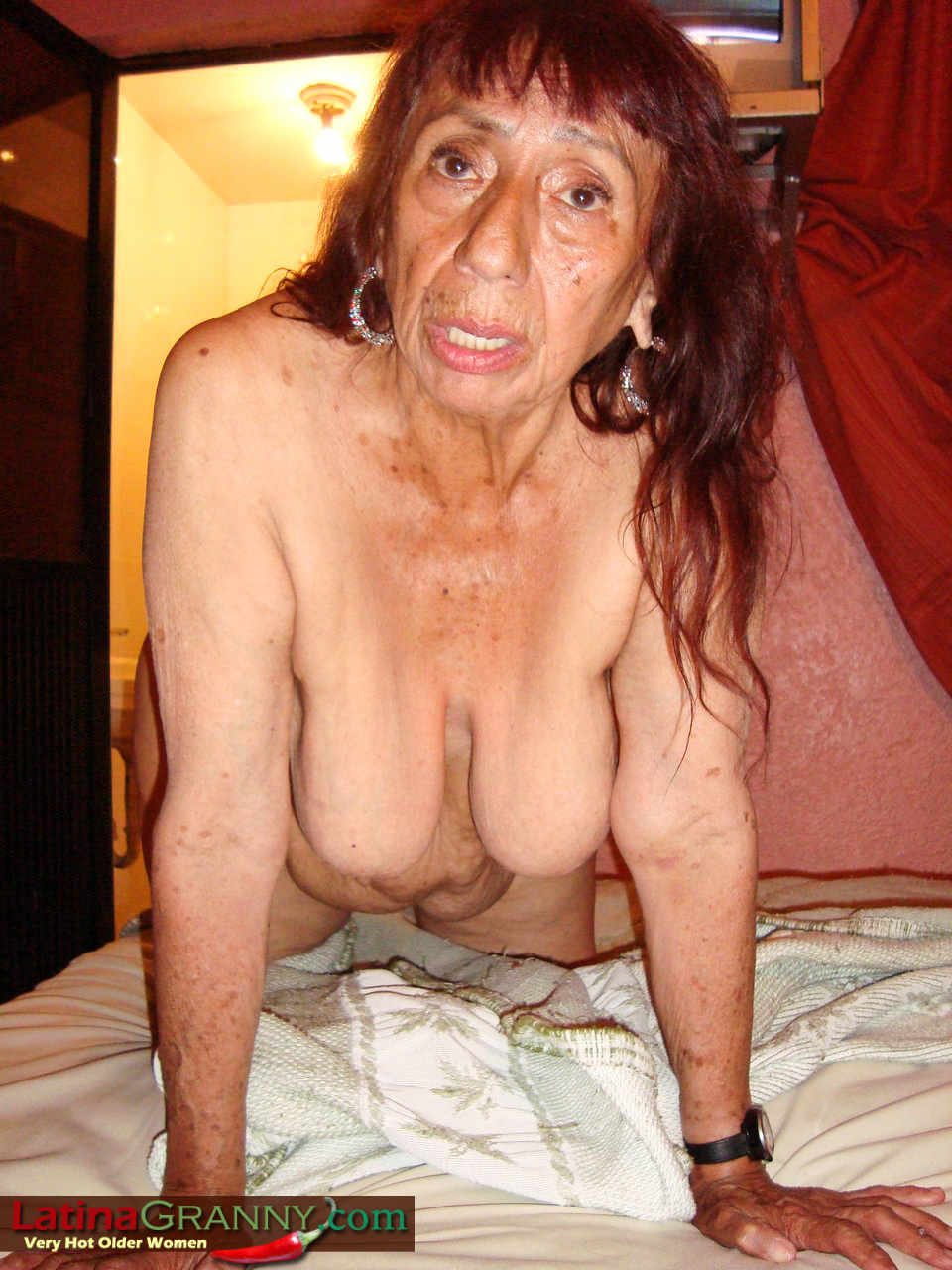 Latina granny pictures