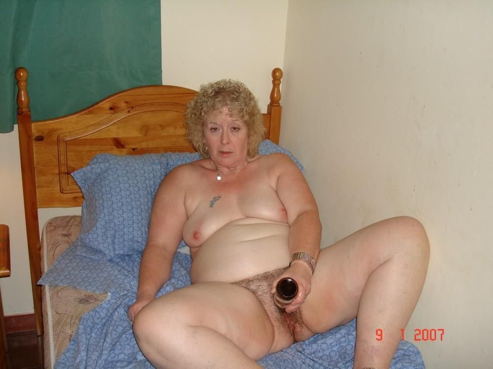 nude hairy women standing