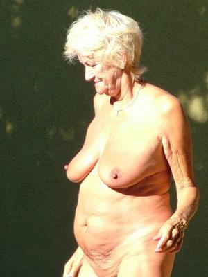 nude nudists Horny granny