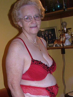 Mature granny lovers